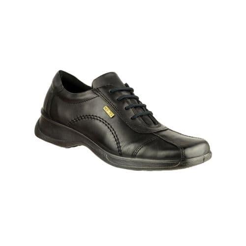 Cotswold Icomb Lace Ladies Shoes Black